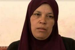 """الاحتلال يطلق سراح والدة الشهيد """" عادل عنكوش """""""