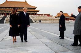 ترامب أحضر معدات خاصة لكي يغرد على تويتر المحظور في الصين