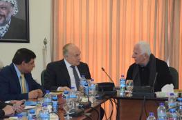 وزير المالية يعرض مشروع الموازنة في المجلس التشريعي