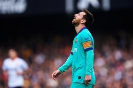 ميسي: لن أغادر برشلونة