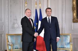 فرنسا وروسيا عازمتان على إيجاد حل سياسي في سوريا