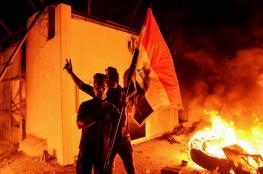 العراق ..مجزرة بحق المتظاهرين توقع عشرات القتلى ومئات الجرحى