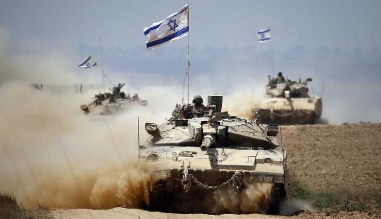 اسرائيل تبدأ غداً مناورات عسكرية بغلاف غزة