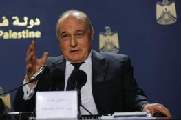 حسين الشيخ ووزير المالية يلتقيان بكلحون في القدس
