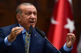 اردوغان يتوعد الاكراد بالتطهير