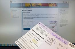 خلل في أكبر نظام اقتراع إلكتروني سويسري