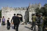 تحذيرات فلسطينية من تغيير معالم باب العامود