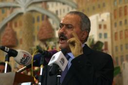 فيديو ينشر لأول مرة.. صالح يتحدث قبل ساعات من مقتله