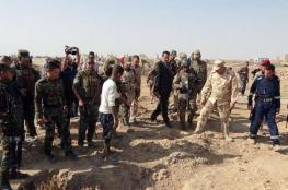 العثور على جثث 400 عراقي قتل على يد داعش في العراق