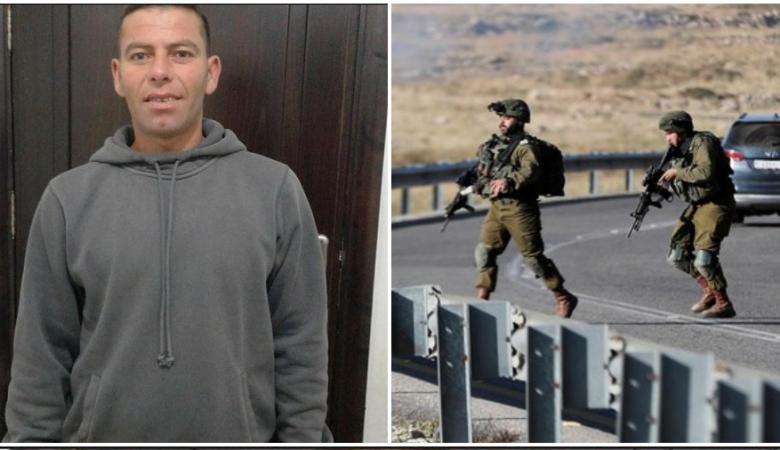 شهيد رام الله ,اب لخمسة اطفال اعدمه الاحتلال قرب حلميش