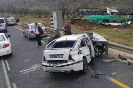الشرطة: مصرع شخصين وإصابة 154 في حوادث سير الأسبوع المنصرم