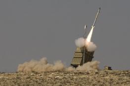 لاول مرة منذ 4 سنوات ..صواريخ غزة تصل بئر السبع