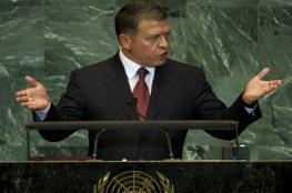 الملك عبد الله : حماية القدس  واجب اساسي بالنسبة لنا