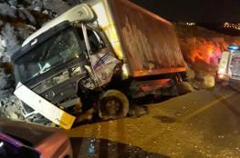 وفاة خمسة مواطنين واصابة 793 بحوادث سير في الضفة الغربية خلال الأسبوع الماضي