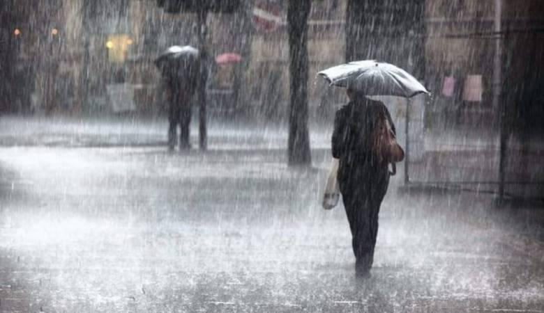 الطقس: أمطار مصحوبة بعواصف رعدية حتى الأحد