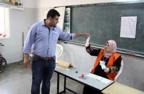 بدء التصويت في انتخابات الهيئات المحلية بالضفة الغربية