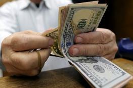 الدولار ينخفض مقابل الشيقل