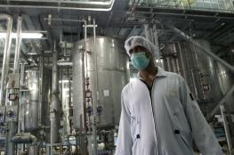 إيران تهدد بانها قادرة على انتاج كميات كبيرة من النووي خلال اشهر قليلة