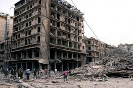 حلب السورية تسير ببطء على طريق التعافي من آثار الحرب
