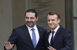 ماكرون : لولا فرنسا لاندلعت الحرب في لبنان