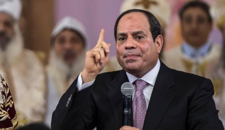 السيسي يمدد حالة الطوارئ في مصر لمدة 3 اشهر اضافية
