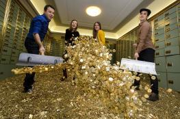 السويسريون أغنى أغنياء العالم.. 2780 يمتلك الواحد فيهم 50 مليون دولار!