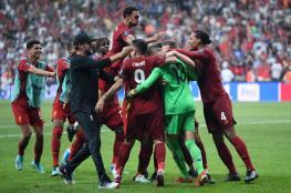 للمرة الرابعة في تاريخه..ليفربول بطلا للسوبر الأوروبي