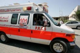 7 إصابات بحادث سير في سعير