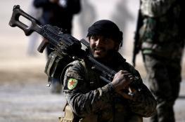 قوات سورية الديمقراطية تتقدم في الرقة