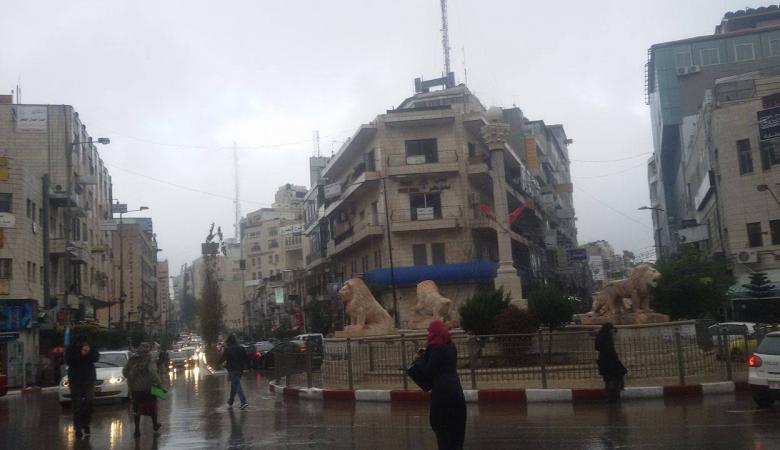 أمطار خفيفة متوقعة يوم غدٍ والحرارة في القدس 18 درجة مئوية