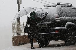 منخفض قطبي شديد البرودة يضرب فلسطين