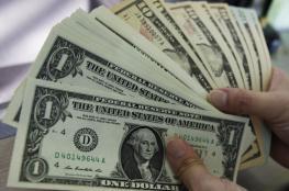 الدولار يصل الى أدنى مستوى له منذ اسبوع أمام الشيقل