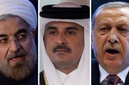 اوغلو : لا يوجد شيء اسمه المحور التركي الإيراني القطري