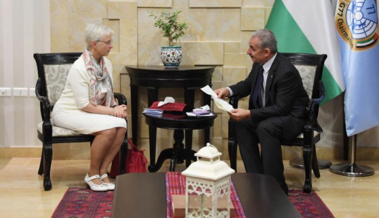 بلجيكا: ملتزمون بدعم إقامة دولة فلسطينية عاصمتها القدس