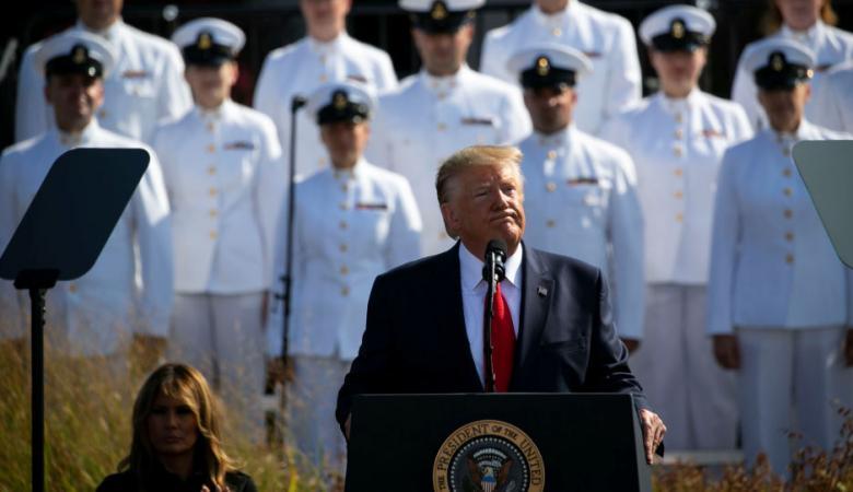 ترامب: لا نريد حربا مع إيران لكننا مستعدون لها