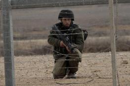 اصابة شاب برصاص الاحتلال في صدره بمواجهات شرق غزة