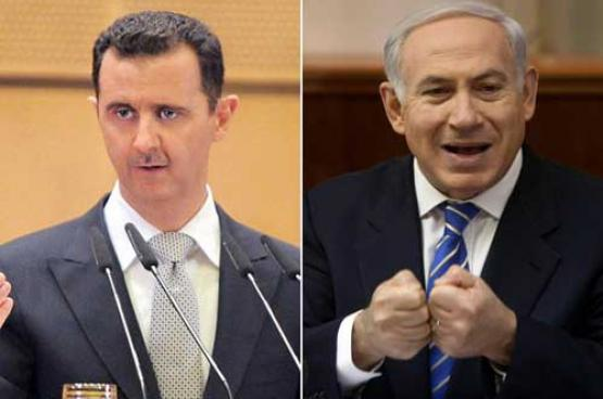 نتنياهو يتوعد بشار الاسد بالمزيد من الغارات