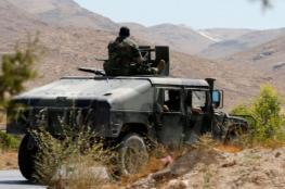 الجيش اللبناني يهاجم مواقع داعش في بعلبك
