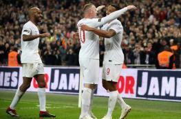 """انجلترا تقلب الطاولة على """"كرواتيا """" وتتأهل الى قبل نهائي دوري الامم الاوروبية"""