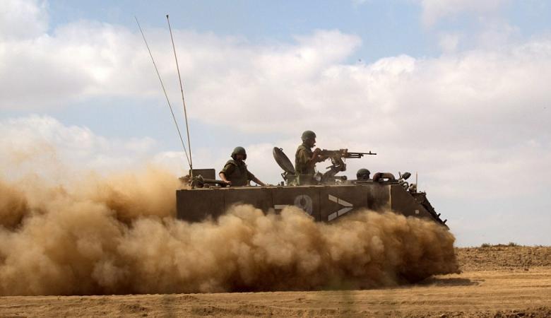 وزير إسرائيلي يتوعد غزة بضربة عسكرية قوية