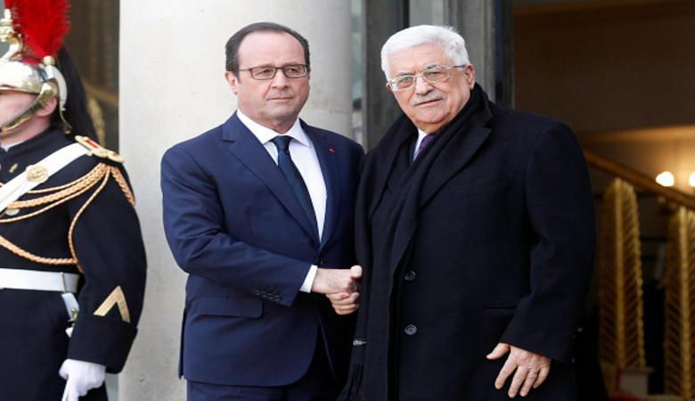 الرئيس يعزي هولاند بضحايا هجوم باريس الإرهابي