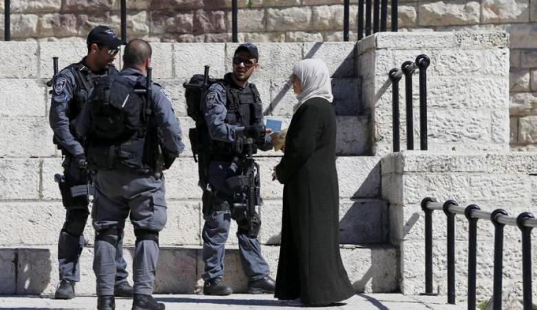 مقدسية مطالبة بدفع 45 الف شيقل للمستوطنين
