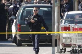 """الشرطة الفرنسية تمنع رفع العلم """"الاسرائيلي """""""