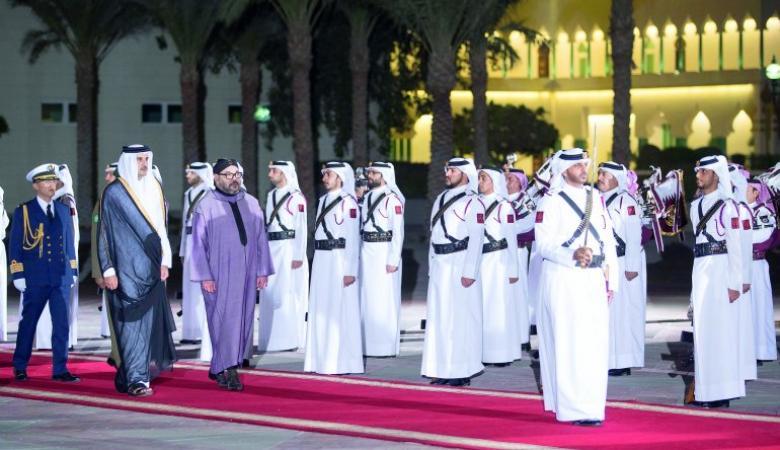 أمير قطر يعين سفيراً فوق العادة لبلاده لدى المغرب