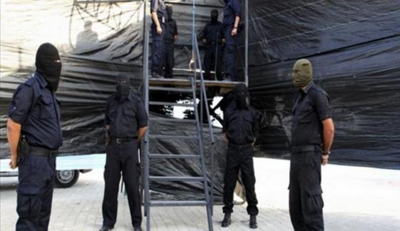 الحكم على متخابرين مع اسرائيل بالاعدام شنقاً بغزة