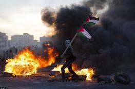 اصابات في مواجهات مع الاحتلال بالضفة وغزة
