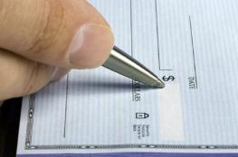 أكثر من 28 الف ورقة شيك تقدم يومياً للصرف في البنوك الفلسطينية