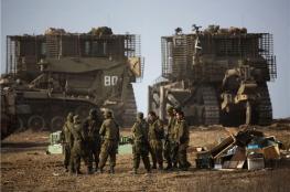 جرافات الاحتلال تدمر طرق زراعية جنوب طوباس
