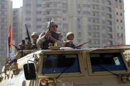 مصر : الجيش لم يرسل قوات للقتال بجانب الاسد
