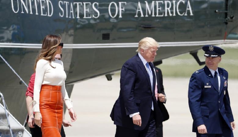 """ترامب: إنفاق 7 تريليون دولار في الشرق الأوسط """"غباء"""""""
